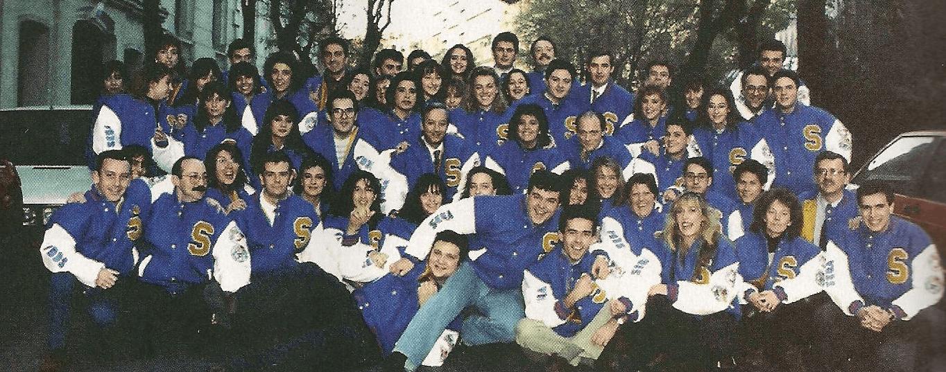 SEGA España equipo
