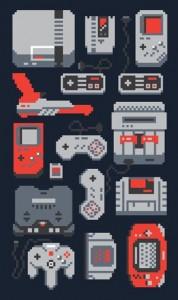 pixelretro consolas