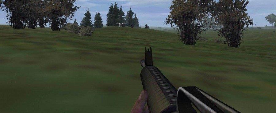 Silencio - Operation Flashpoint