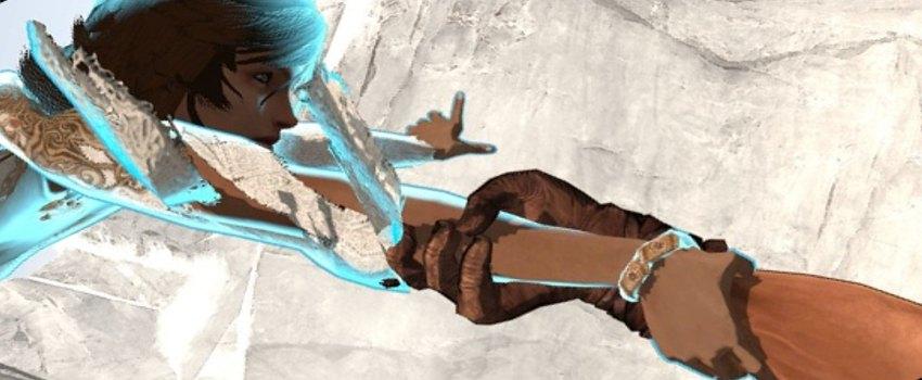 Prince of Persia 2008 Javier Alemán