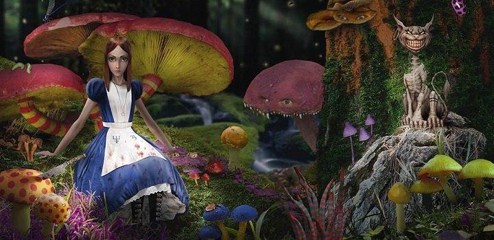 Amercian McGee's Alice promo