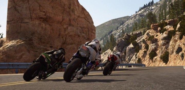 Ride moto carretera