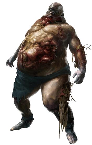Dead Island monster