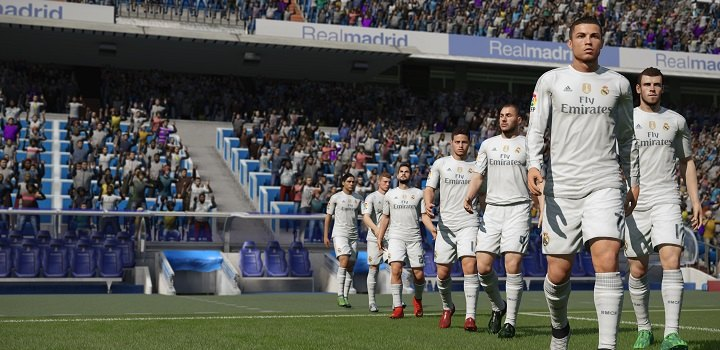 FIFA 16 Real Madrid