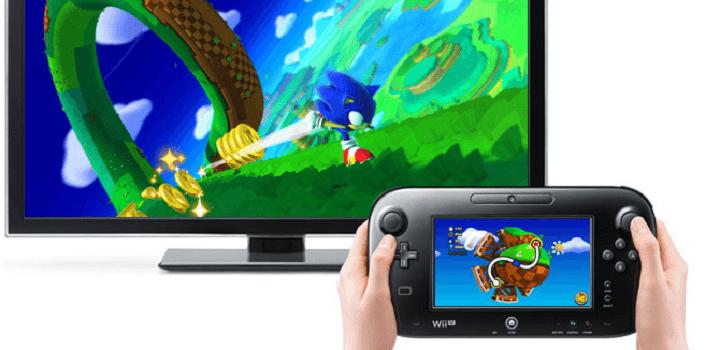 Sonic en Wii U