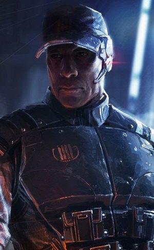 Mass Effect 3 David