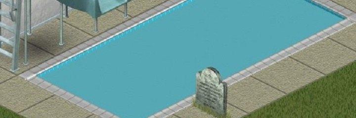 Sims piscina
