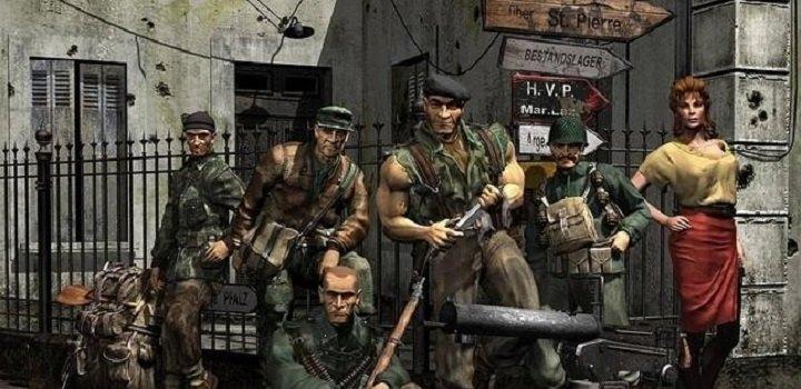 Commandos Gonzo Suarez