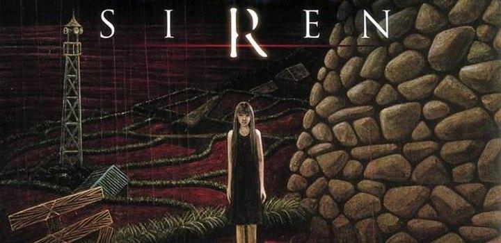 Forbidden Siren Japanese Cover