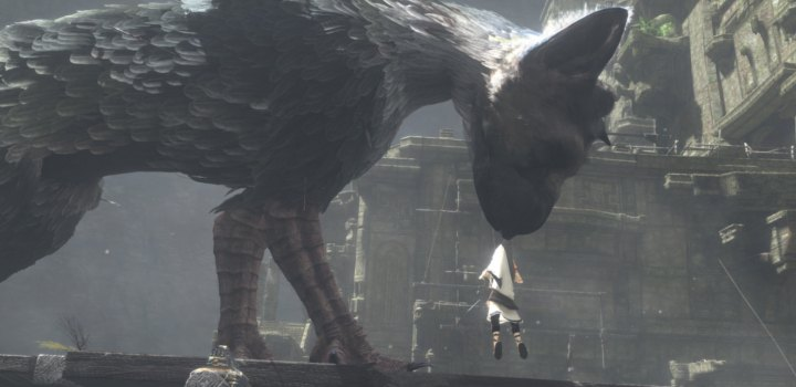 THe LAst Guardian - FUmito
