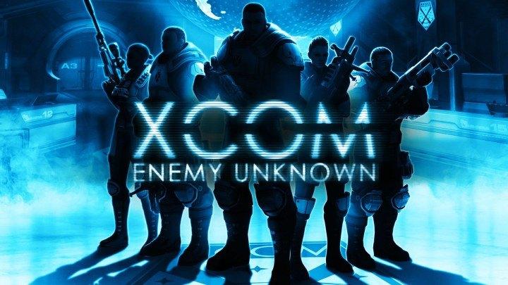 Pantalla de título de XCOM
