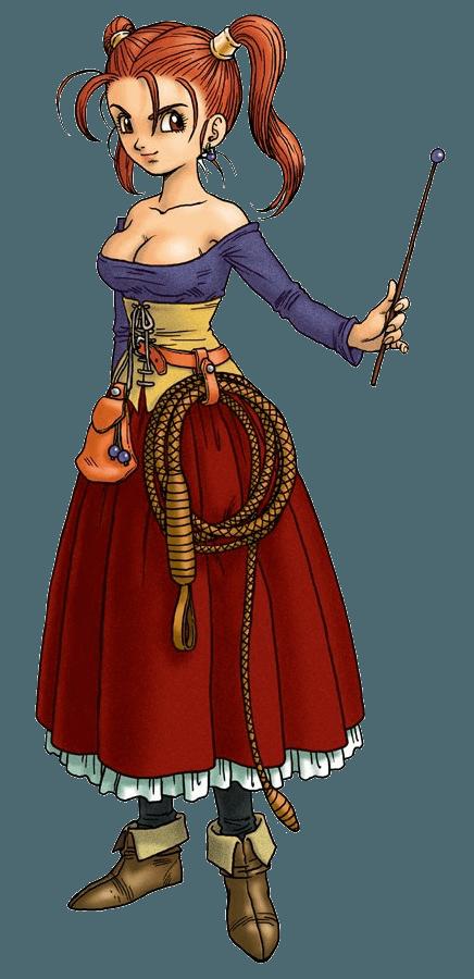Jessica - Dragon Quest VIII