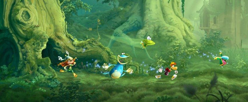 Rayman Legends - Verano