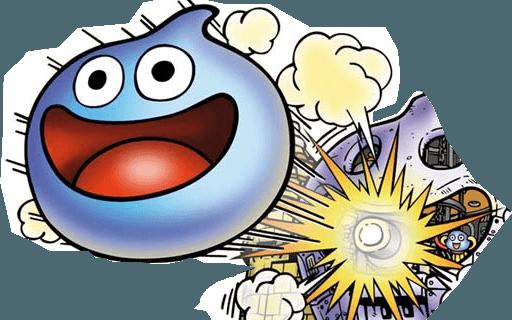 Rocket Slime - Dragon Quest