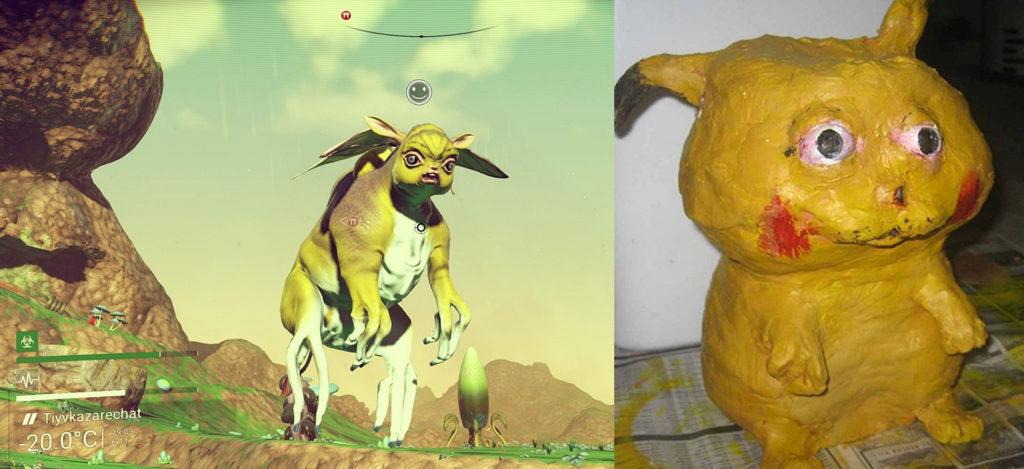 Pikachu tróspido