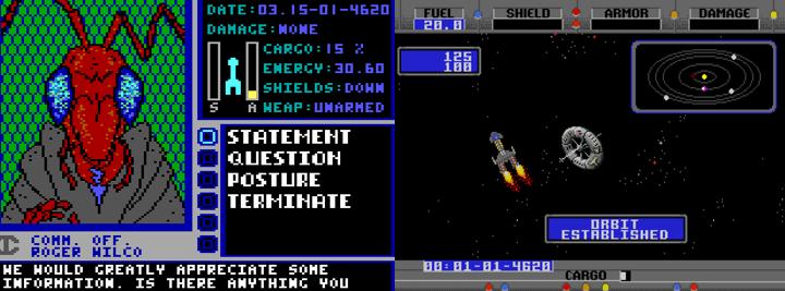 Starflight Mega Drive