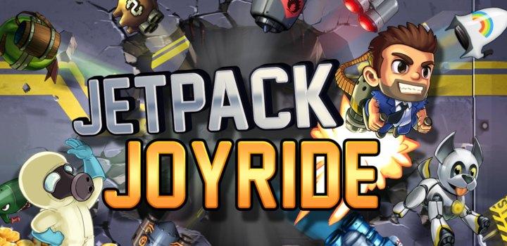 Jetpack Joyride - PS Minis
