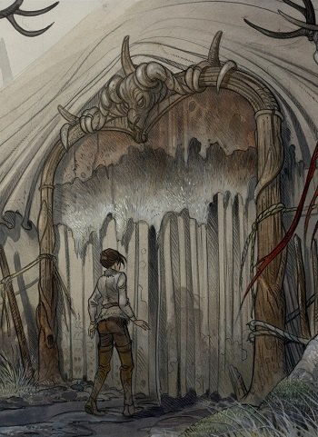 Artwork de 'Syberia 3'