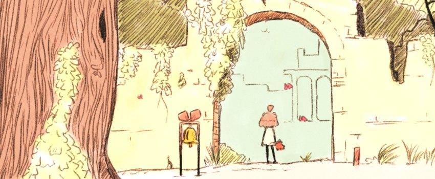 Momodora - Apartándose