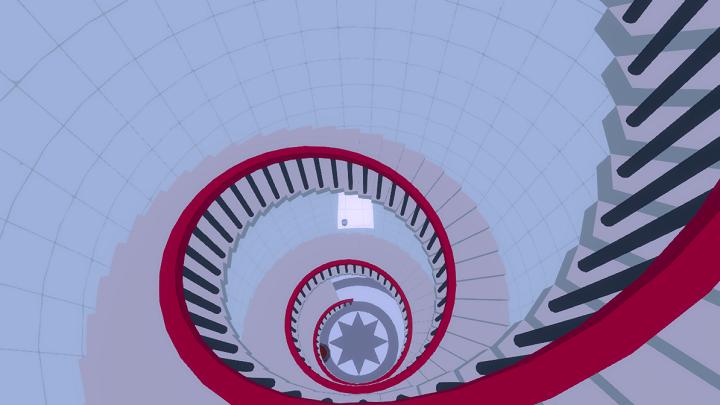 escaleras faro