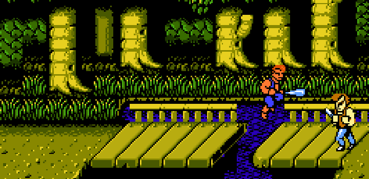 Double Dragon NES 02