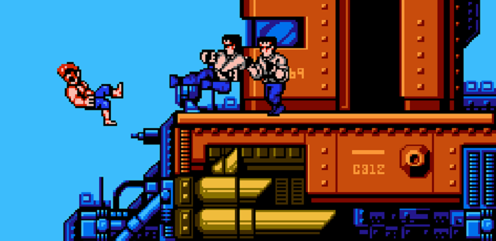 Double Dragon 2 NES 01