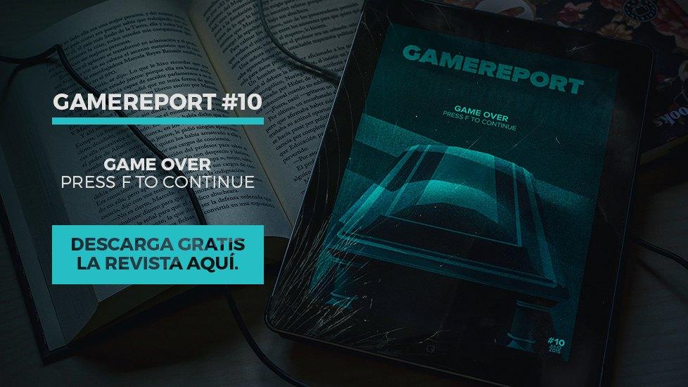 GameReport 10