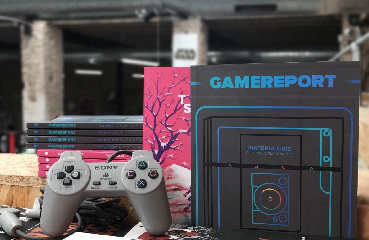 Tiendas - GameReport