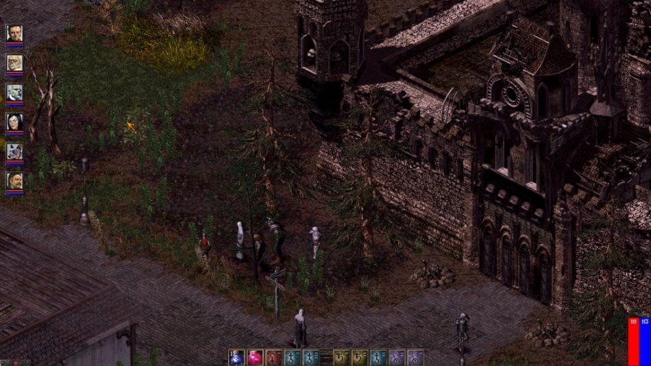 Dernholm - castillo del Rey