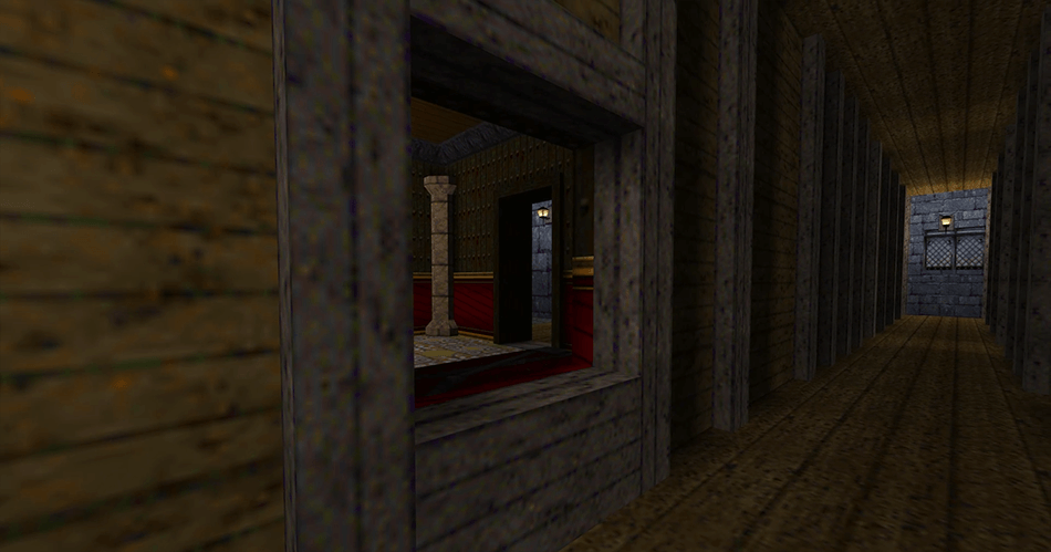 Un pasadizo secreto