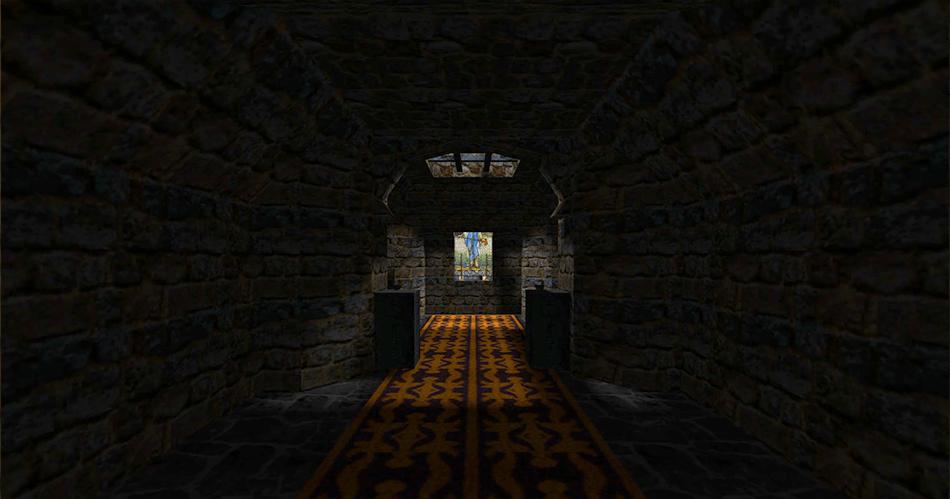El altar que corona la prisión de Cragscleft