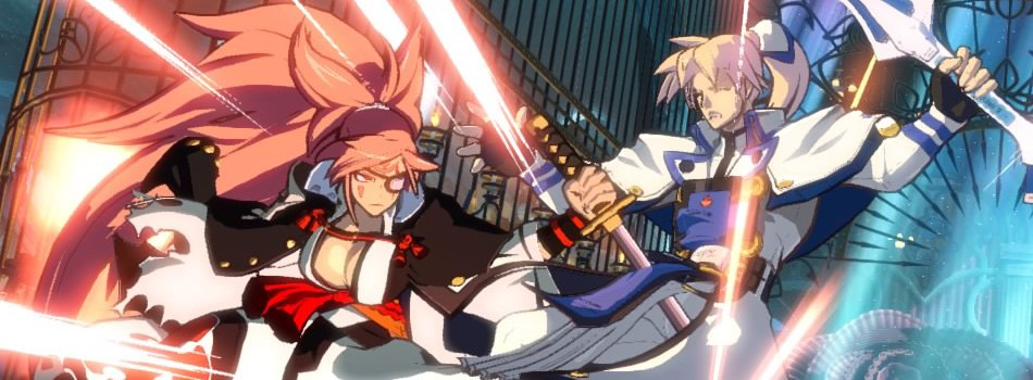 Guilty Gear 01 Baiken Ky