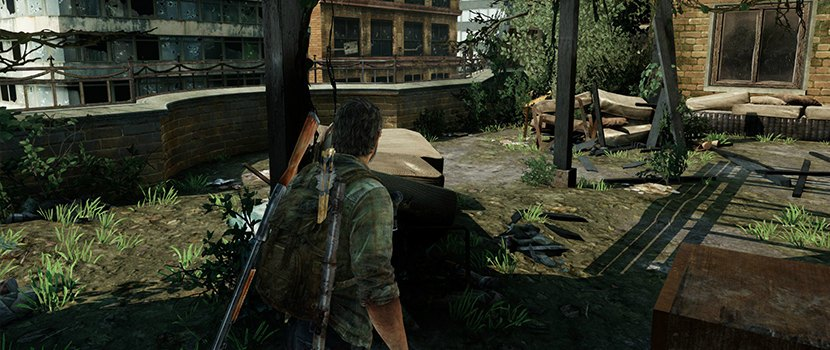 Ciudadano Kane The Last of Us