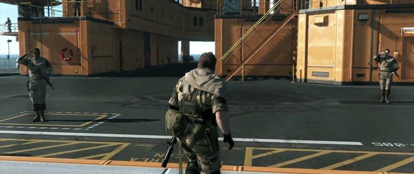 Ciudadano Kane Metal Gear Solid V