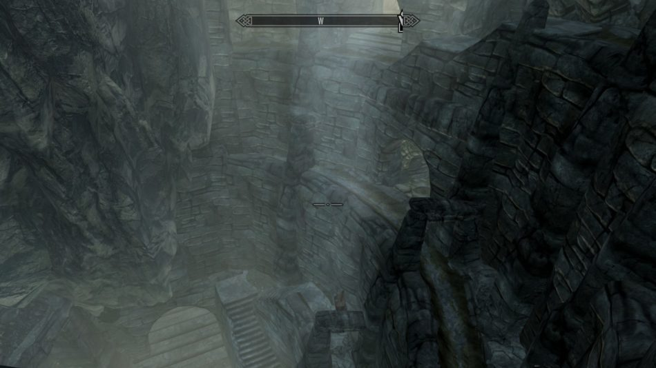 Descenso a las ruinas