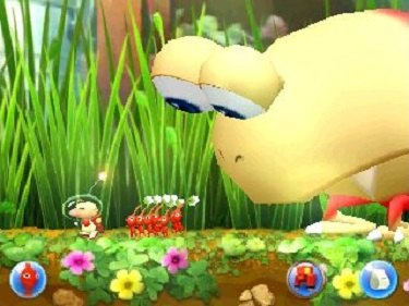 Hey Pikmin screenshot 2
