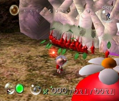 Pikmin 1 screenshot 1