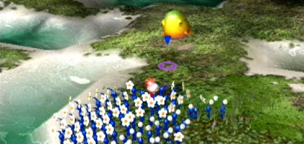 Pikmin 1 screenshot 2