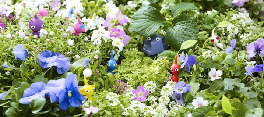 Pikmin colores
