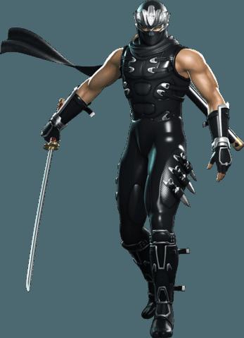 Ryu Hayabusa badass