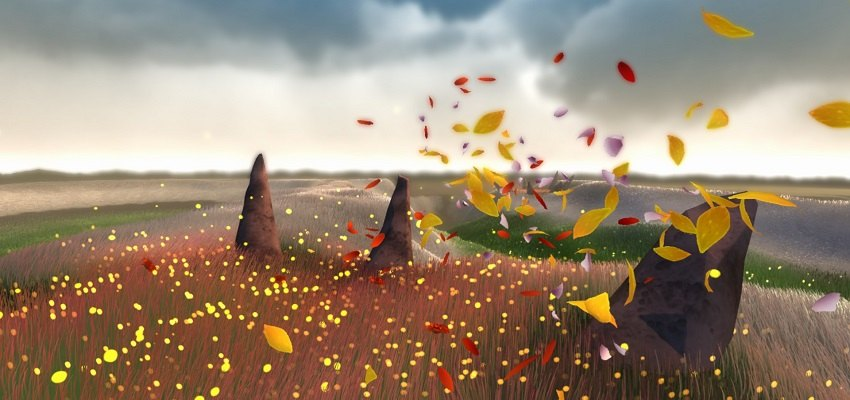 Flower 01 screenshot