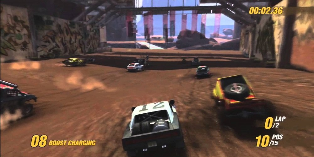 motorstorm 1 screenshot
