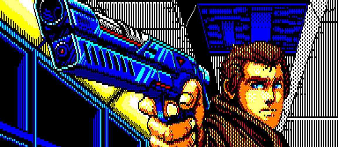 snatcher screenshot distopía imposible