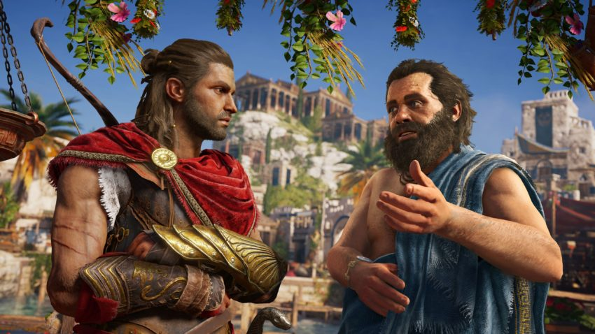 Odyssey Assassin's Creed - Alexios