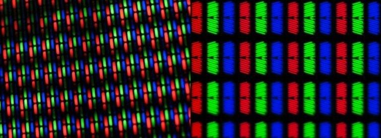 Pantallas CRT vs LCD