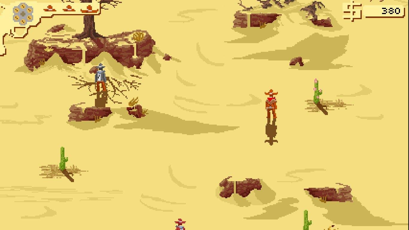 En este desierto, hasta los escorpiones tienen sed.