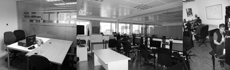 Evolución oficinas NWS