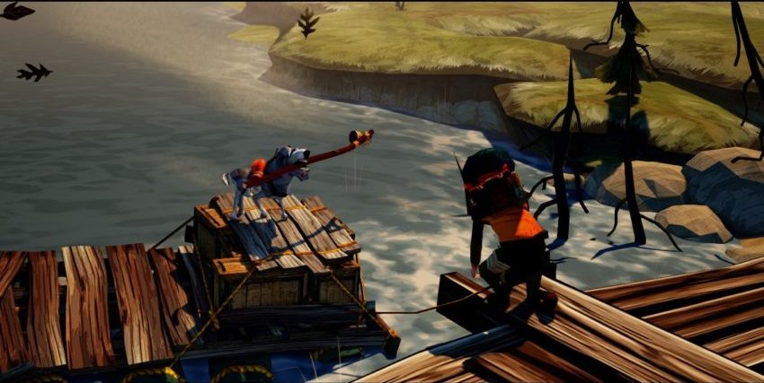The Flame and the Flood 09