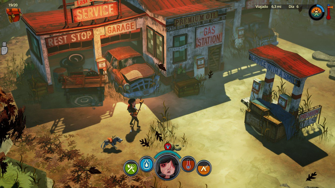The Flame and the Flood 07
