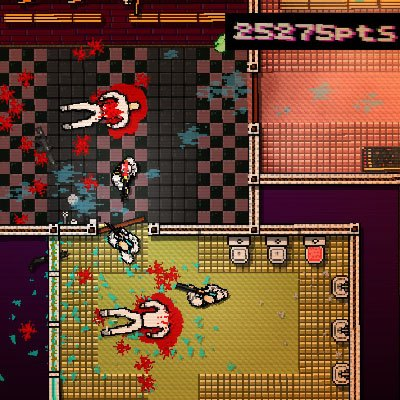 'Hotline Miami' (2012)